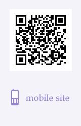 携帯からもご利用頂けます。mobile site